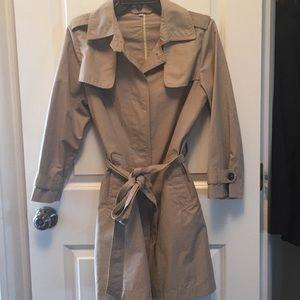 Khaki Gap jacket